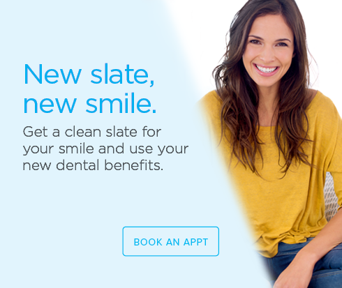 Jett Ferry  Dental Group - New Year, New Dental Benefits